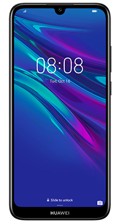 Huawei Y6 2019-front